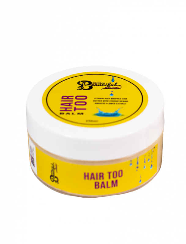 Bourn Beautiful hair too balm (250ml)