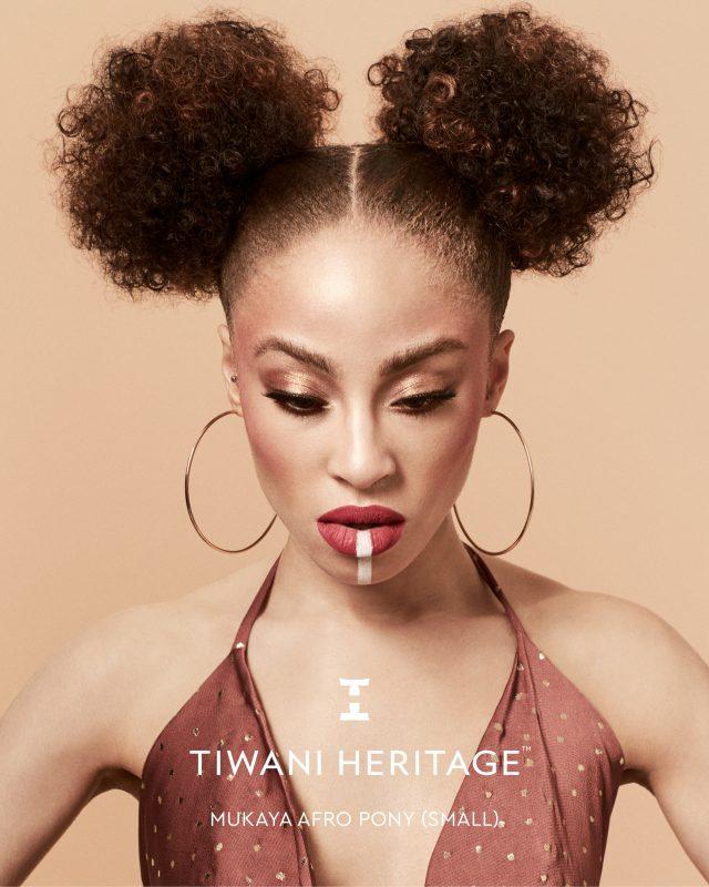 Mukaya Afro Pony Small - Tiwani Heritage