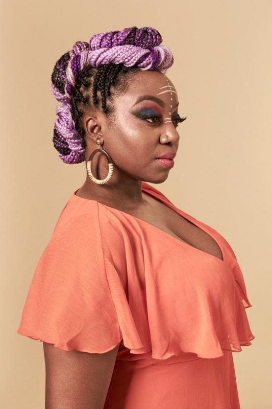 Tiwani Heritage braiding hair extensions available on Hair Popp